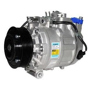 COMPRESSOR AR CONDICIONADO VW VOLKSWAGEN AMAROK 2.0 L 16V DOHC L4 2010 A 2012 - DELPHI