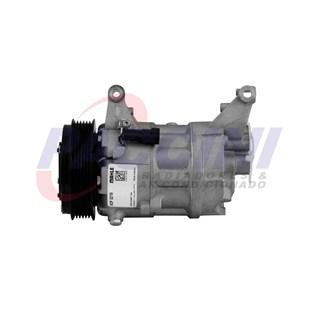 COMPRESSOR FIAT BRAVO/ DOBLO/ GRAND SIENA/ IDEA/ LINEA/ PALIO/ PUNTO/ SIENA/ STRADA/ WEEKEND 1.6/ 1.8 L 16V DOHC L4 - MAHLE