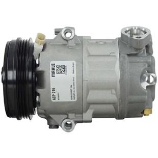 COMPRESSOR VW GOL 1.0 / 1.6 08 / 15 FOX1.0 / 1.6 2007 A 2015 SAVEIRO 1.6 09 / 15 VOYAGE 1.0 / 1.6 09 / 15 G5 3PK CVC - MAHLE