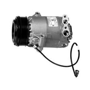 COMPRESSOR VW GOL / PARATI / SAVEIRO 1.6 / 1.8L / 2.0L G3 / G4 2002 EM DIANTE (CVC) - DELPHI