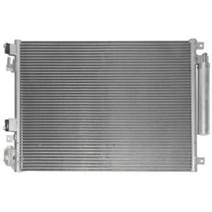 CONDENSADOR CHRYSLER 300C 2005 EM DIANTE AUTOMATICO COM AR 2.7 / 3.0 / 3.5 V6 24V / 5.7 / 6.1 V8 32V - PROCOOLER