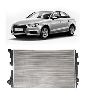 RADIADOR AUDI A3 / S3 1.8/2.0 TFSI 2013 > / TT 2.0 2014 > / VW VOLKSWAGEN GOLF 1.4TSI 2014 > / POLO 1.0 MPI/TSI 2018 > - VALEO