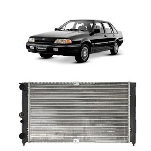 RADIADOR FORD ROYALE / VERSAILLES VW VOLKSWAGEN SANTANA / QUANTUM 1.8 / 2.0 1995 A 1996 SEM AR - VALEO
