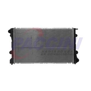 RADIADOR GM CHEVROLET BLAZER / S10 2.8 TURBO DIESEL 2005 EM DIANTE COM OU SEM AR (MOTOR ELETRONICO) - VISCONDE/MODINE
