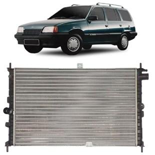 RADIADOR GM CHEVROLET KADETT / MONZA / IPANEMA 1.8 / 2.0 EFI / MPFI 1991 A 1999 COM OU SEM AR MANUAL - VALEO
