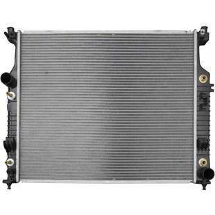 RADIADOR MERCEDES W164 ML350/ ML500/ ML550/ GL350/ GL450/ GL500/ GL550 2005 > W251 R280/ R300/ R320/ R350/ R400/ R500 - PROCOOLER