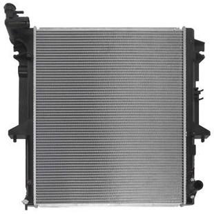 RADIADOR MITSUBISHI L200 TRITON 2007 >  PAJERO DAKAR 2008 > 3.2 16V TD/  3.5 V6 24V/  2.4 FLEX MANUAL COM AR - PROCOOLER