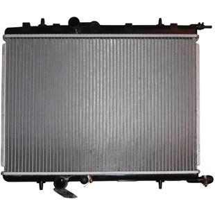 RADIADOR PEUGEOT 206 / 207 / HOGGAR (TODOS MODELOS) / 307 1.6 / CITROEN C4 1.6 / XSARA PICASSO COM AR - PROCOOLER