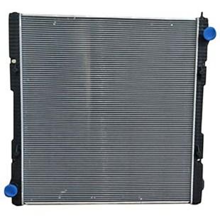 RADIADOR SCANIA SERIE 5 G360 / G400 / G420 / G440 / G470 / G480 (MEDIO) 2008 A 2011 COM LATERAL - PROCOOLER