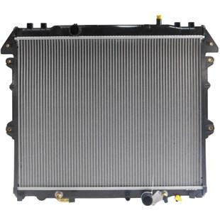 RADIADOR TOYOTA HILUX SRV / SW4 2005 EM DIANTE 3.0 TURBO DIESEL AUTOMATICO COM AR - PROCOOLER