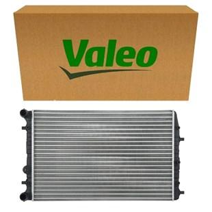 RADIADOR VW VOLKSWAGEN FOX 1.0 / 1.6 2002 A 2006 POLO COM AR (ENGATE RAPIDO) - VALEO