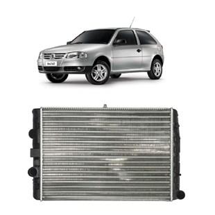 RADIADOR VW VOLKSWAGEN GOL / PARATI / SAVEIRO 1.0 MI 8V/16V 1999 EM DIANTE SEM AR GERACAO G2 / G3 / G4 - VALEO