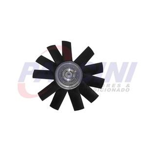 VENTILADOR VISCOSO FORD NOVA RANGER 2.2 125CV / 3.2L DURATORQ 200CV / 2012 EM DIANTE / TROLLER T4 3.2 2015 EM DIANTE - MODEFER