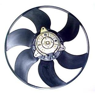 VENTOINHA ELETROVENTILADOR RENAULT CLIO/ KANGOO/ SCENIC 1999 > MEGANE 1997 > SYMBOL 2009 > COM AR - GATE